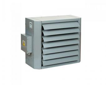 Воздушно-отопительные агрегаты с электрическим теплообменником АОE